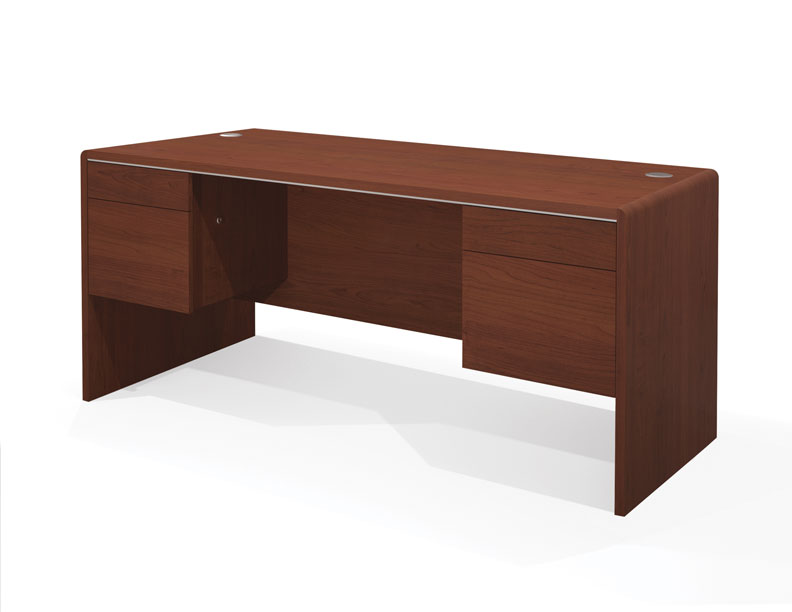 3pc Modern Executive Office Desk Set Be Fal D2 Ebay