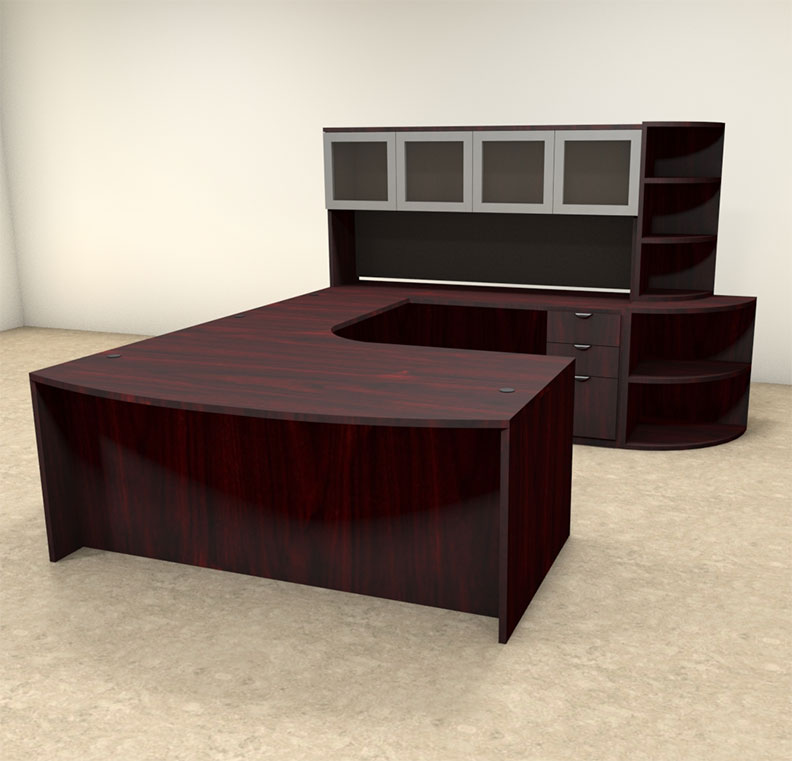 23 Brilliant U Shaped Office Desks Yvotube Com