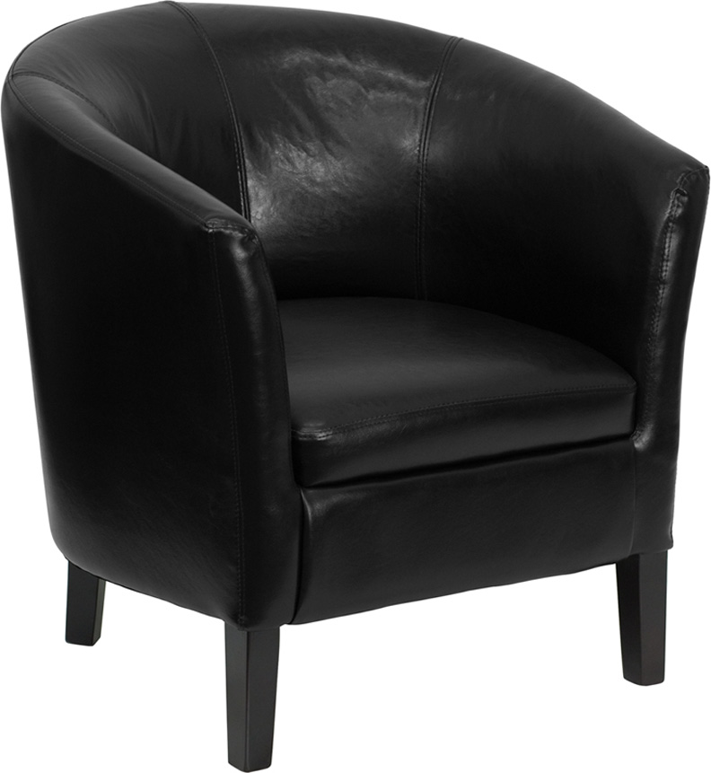 1pc Modern Leather Office Home Reception Guest Chair, FF ...