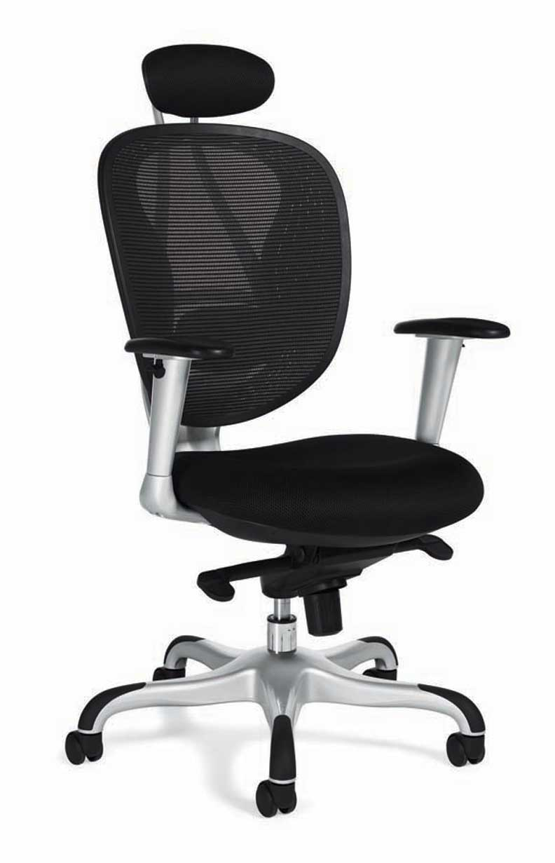 new hi mesh back executive office chair otg11690b h2o furniture