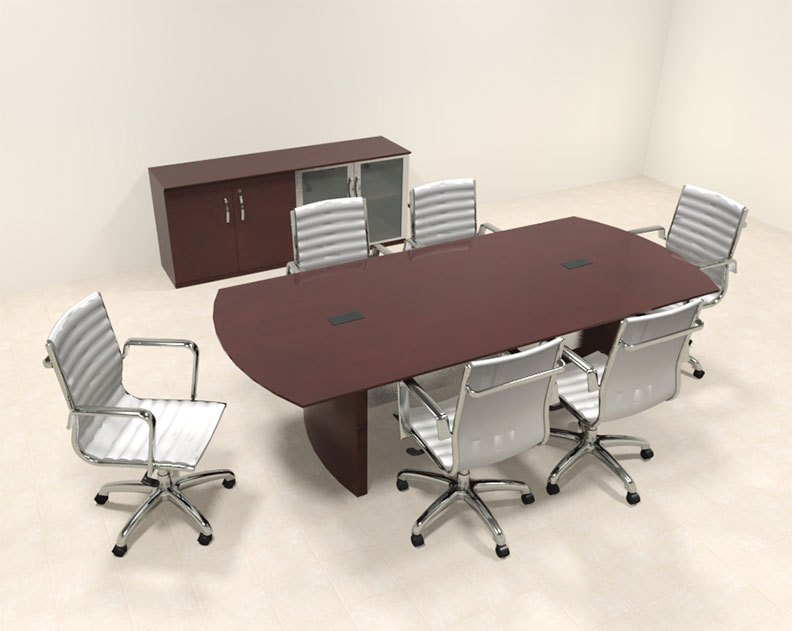 8 foot conference table and chairs eames for herman for 12 foot conference room table