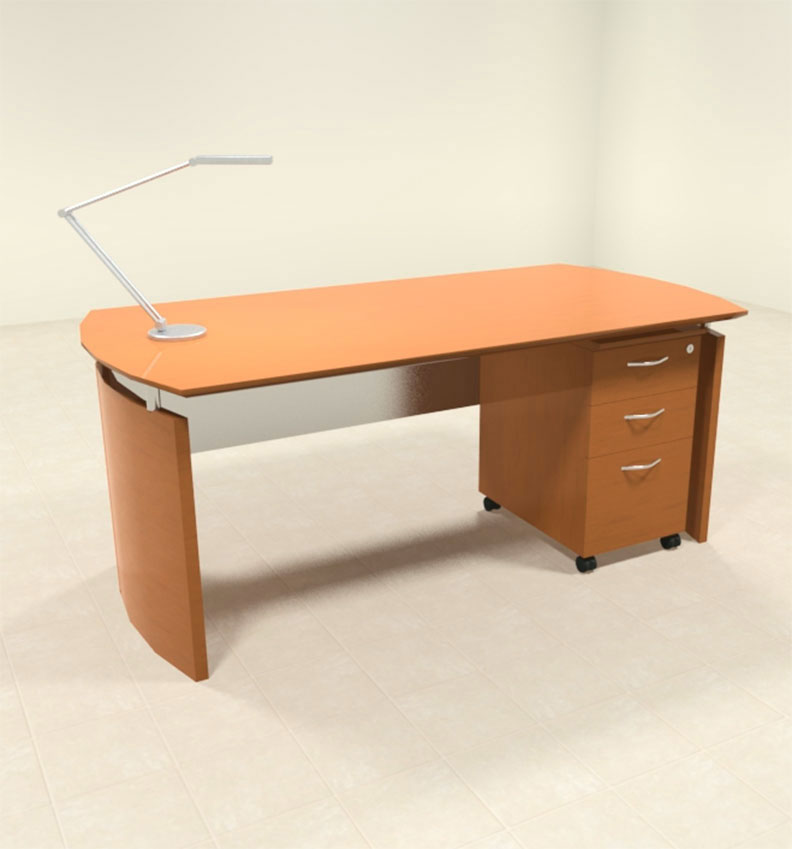 Perfect  Contemporary Executive Office Desk Set RONAPD4  H2O Furniture