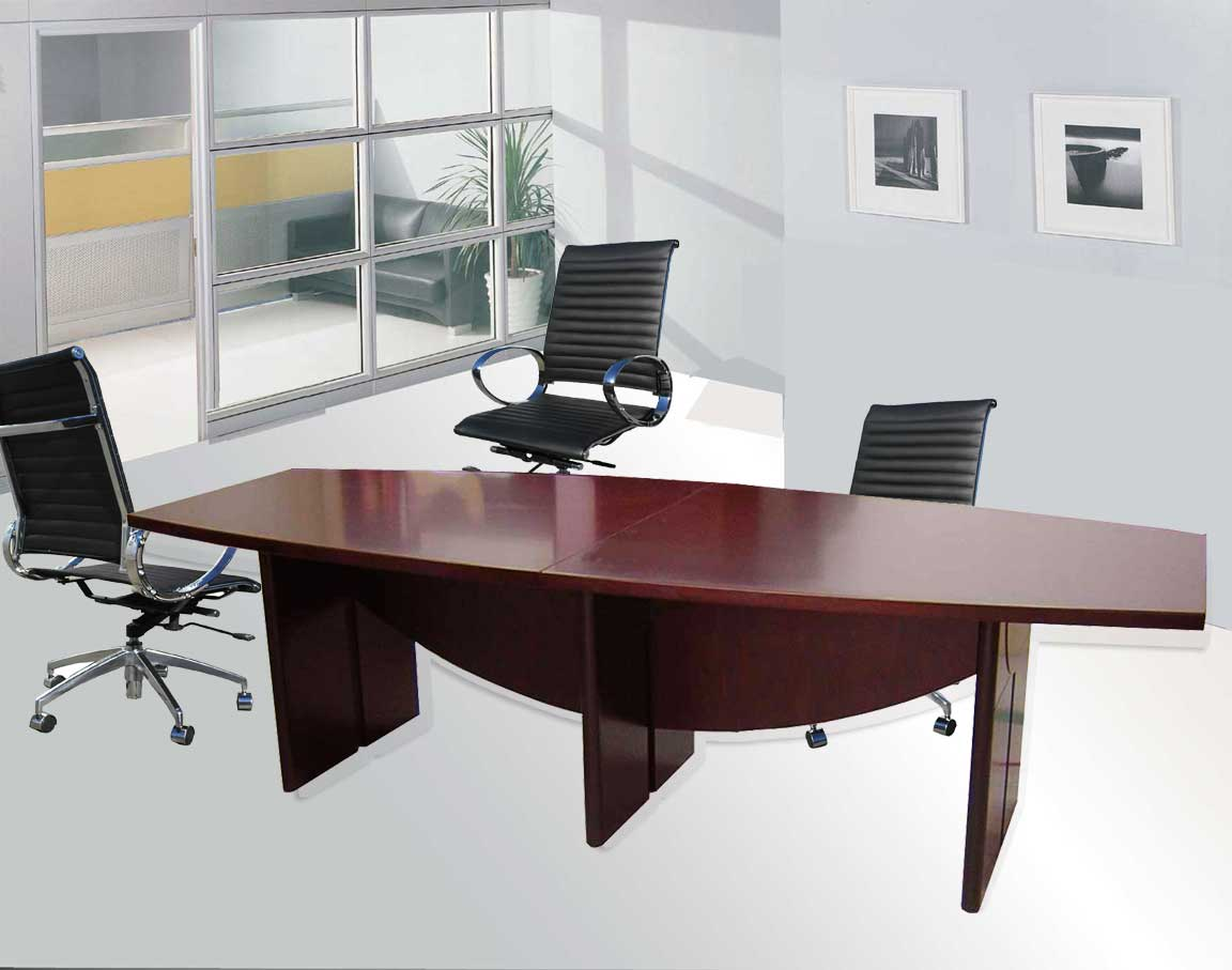 One New Feet Cherry Wood Conference Table U HO Furniture - Cherry wood conference table