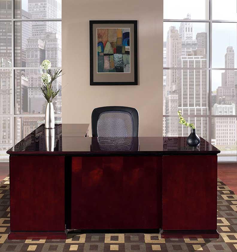 All Wood Office Desk