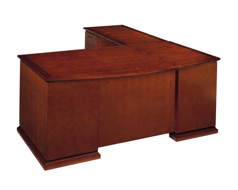 New pc quot all wood executive office desk ch eme l
